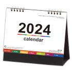 カラーインデックス卓上カレンダー