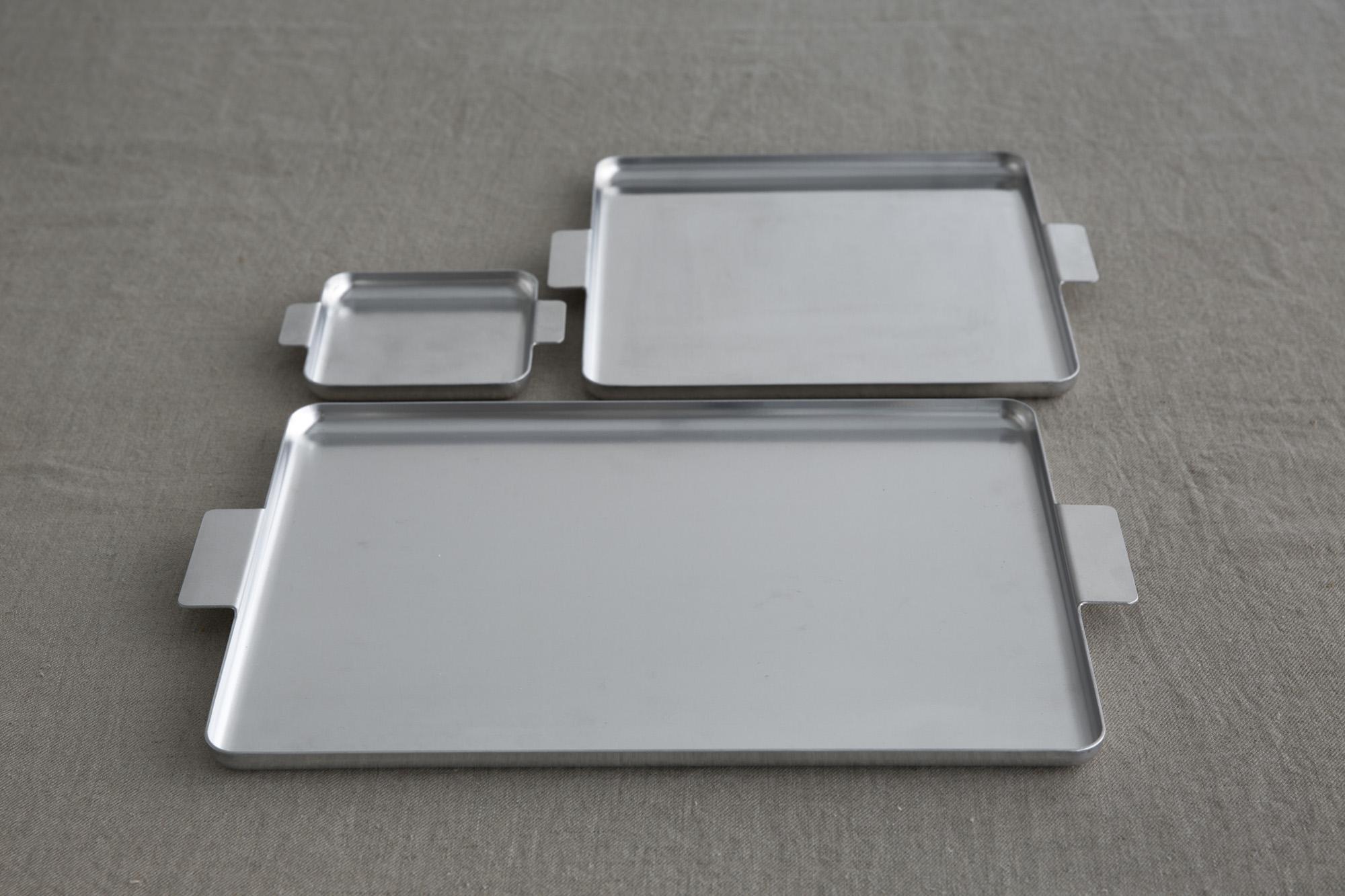 alminium tray