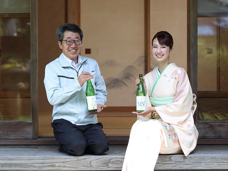 奥田酒造「千代緑」ラインナップ