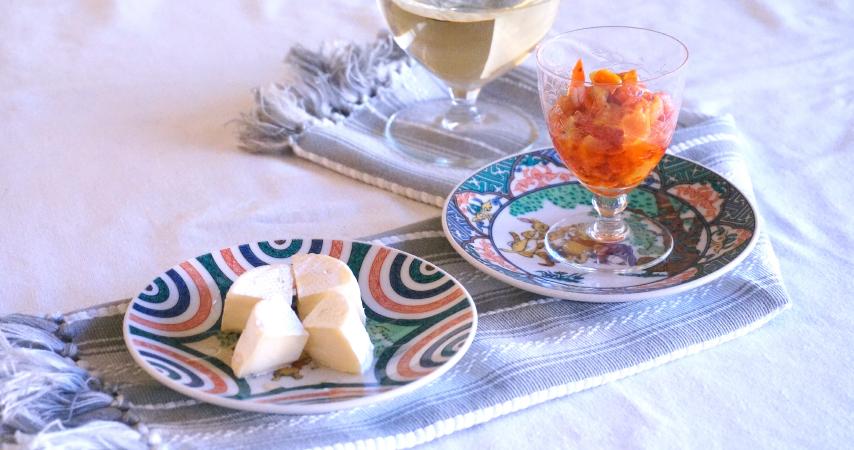 九谷焼 小皿   くまのプーさんとピグレット