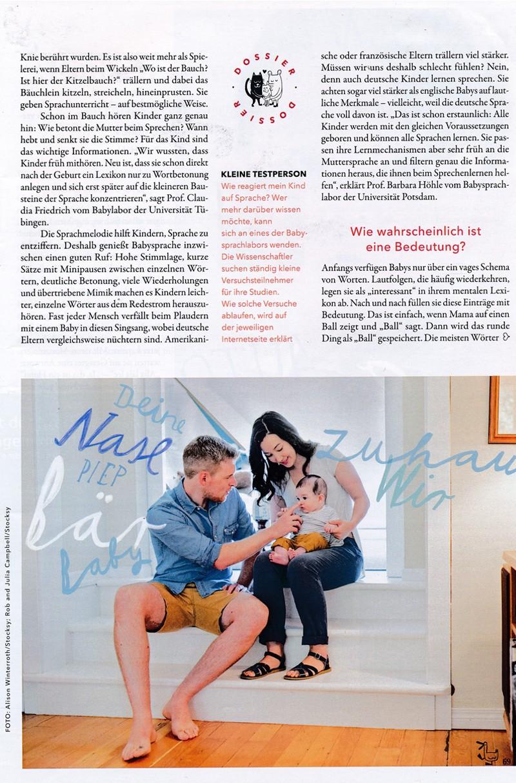 Eltern magazine