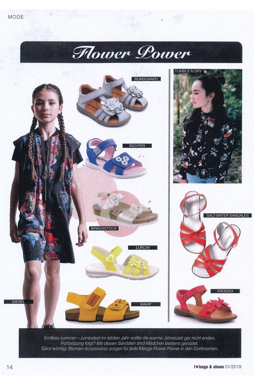 LR Lederwaren Report Magazine