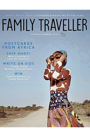 Family Traveller Spring Summer