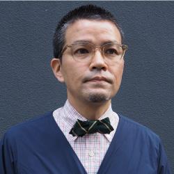 G.B.Gafas SHIBUYA店長 長谷川