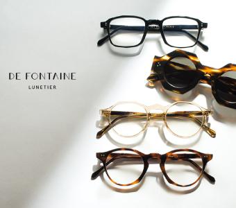 DE FONTAINE(ドゥフォンテーヌ)