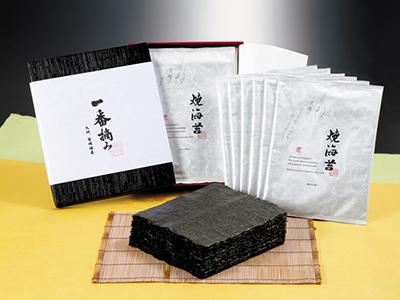 有明一番摘み焼海苔5,000円ギフトセット