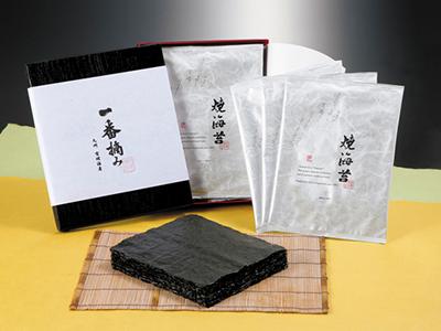 有明一番摘み焼海苔3,000円ギフトセット