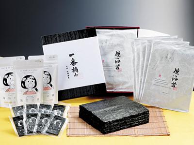 有明一番摘み焼海苔 / 海苔の瞳5,000円ギフトセット
