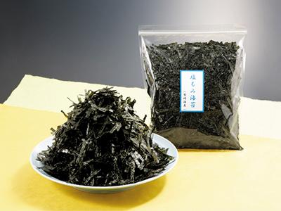 塩もみ海苔(有明海産)
