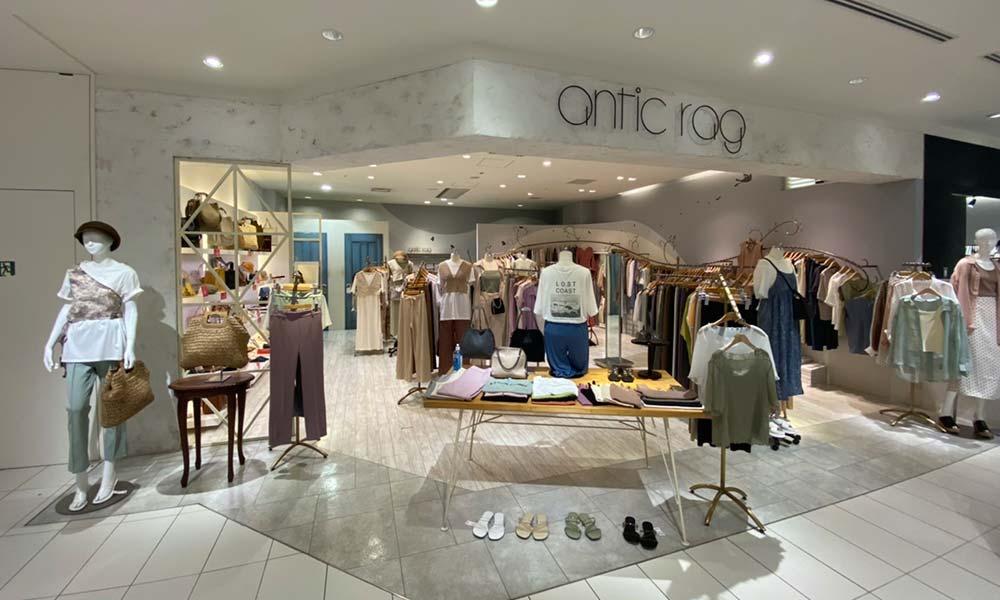 antic rag アンティックラグ | ルクア大阪店