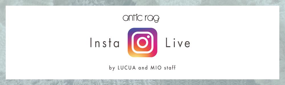antic rag Insta Live