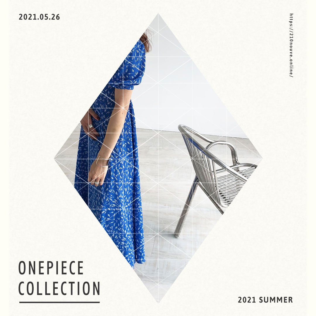 2021ss Onepiece Collection