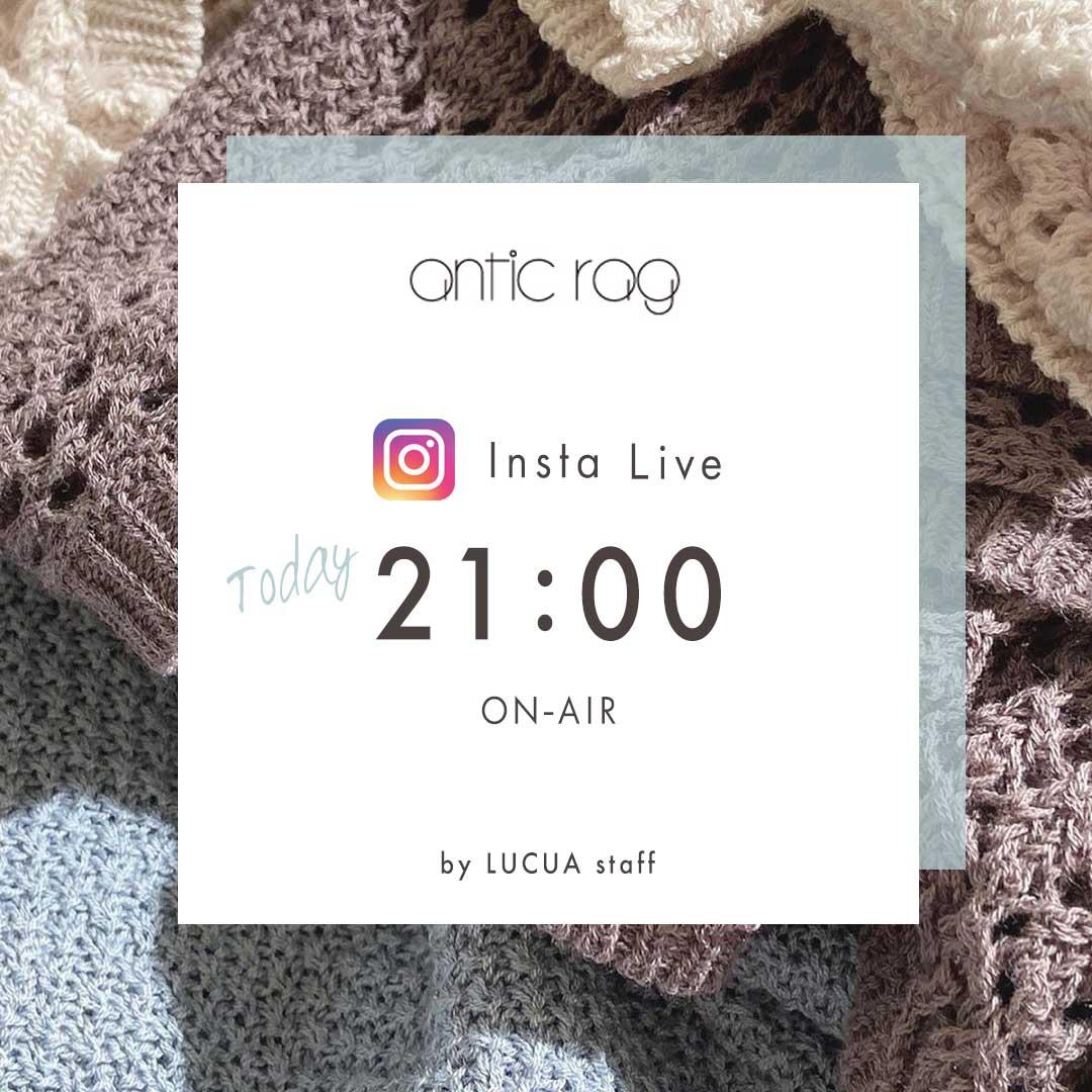Insta Live @antic rag