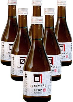 柱焼酎仕込 金升 生貯蔵酒