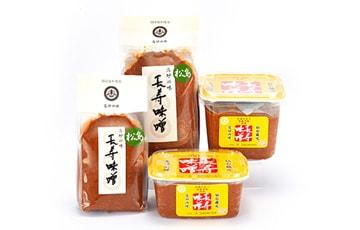 松島味噌 赤(中甘)