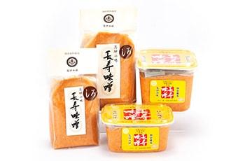 松島味噌 白(中甘)