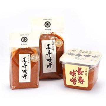 田舎味噌(中辛)