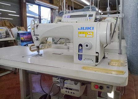 高い縫製技術