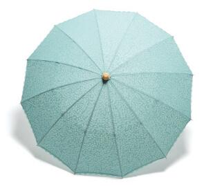 晴雨兼用傘をご使用になられた後のお手入れ