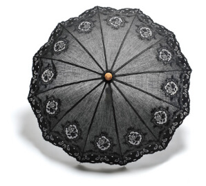 日傘をご使用になられた後のお手入れ