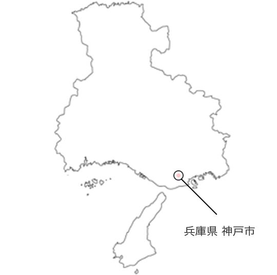 神戸市マップ