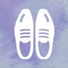 靴のアイコン