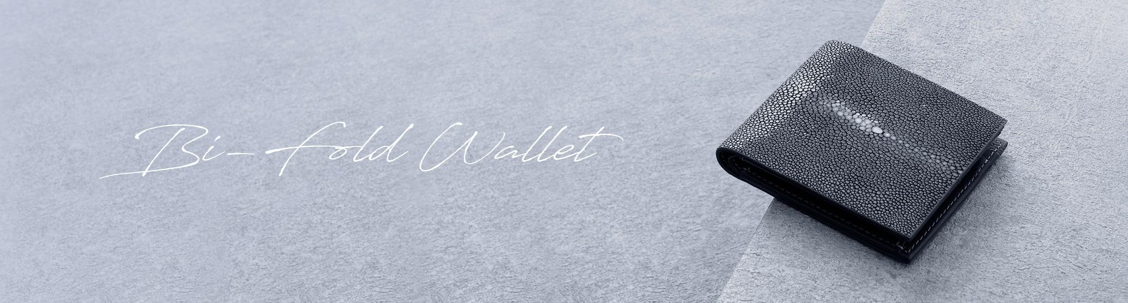 ガルーシャ 二つ折り財布