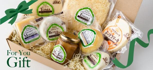 至福のチーズセット