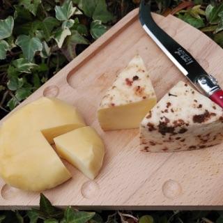 誰もが食べやすい本格チーズ