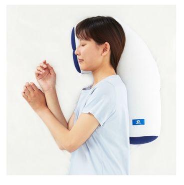 眠りの専門医がすすめる横寝ケアまくらマットレス