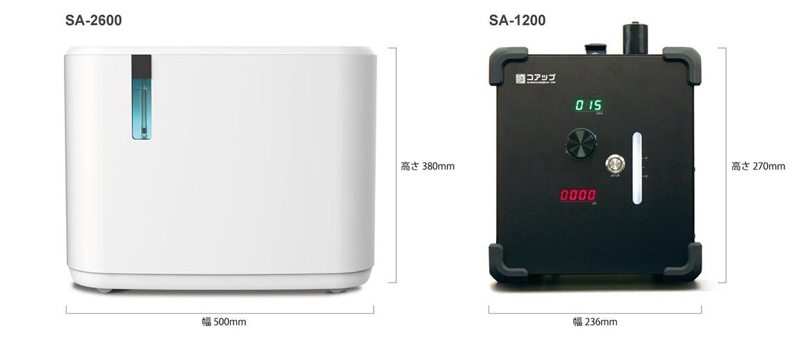 コアップ SA-2600 SA-1200