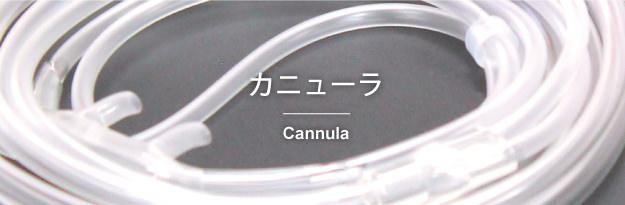 カニューラ