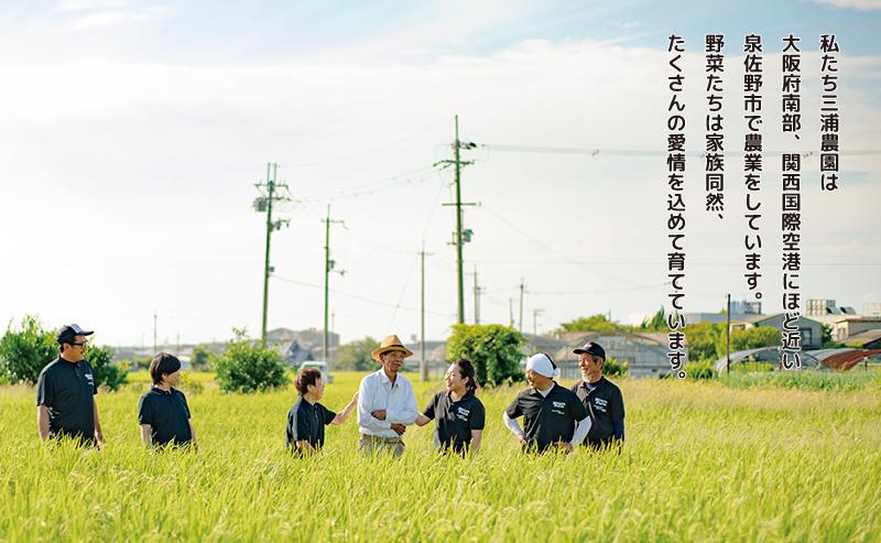 三浦農園について