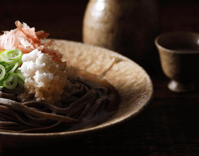 福井を代表する郷土食。連綿と受け継がれる越前そば