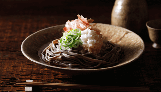 [麺匠武生]越前本流 八割そば(8番麺線)生麺4食