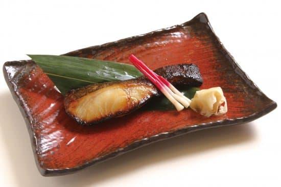 希少魚!釧路産ぼうず銀宝の西京焼