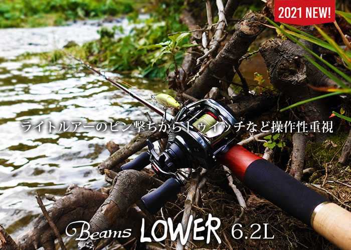 Beams LOWER(ビームスローワー)6.2L