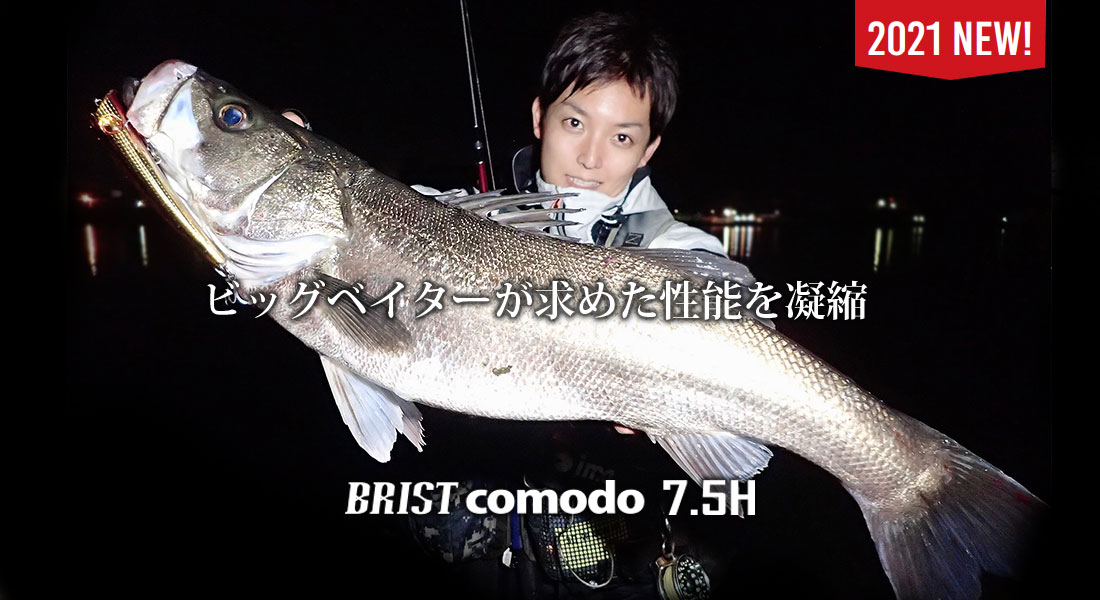 BRIST comodo(ブリストコモド) 7.5H