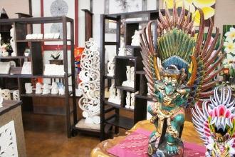 アジアン家具バロン