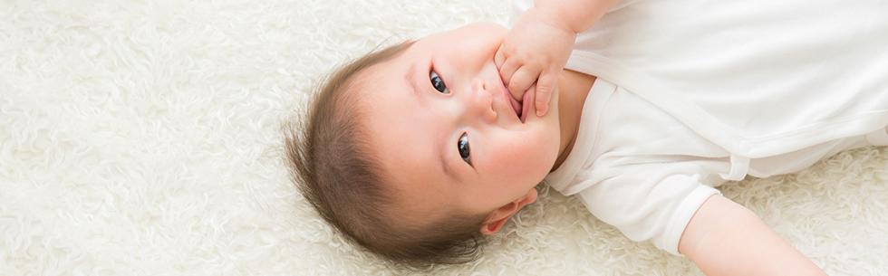 赤ちゃん、お子さまの身体にもやさしい