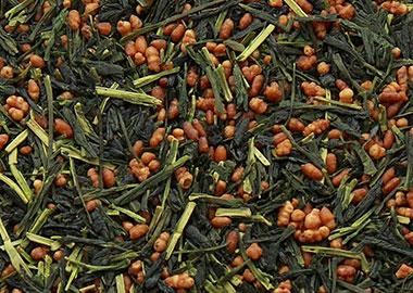 玄米茶 上玄米茶のオススメ