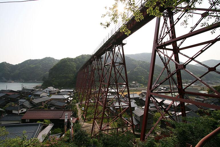 Amarube Railway Bridge