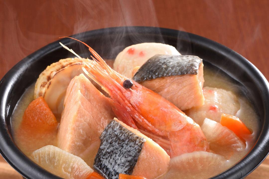 小樽の小鍋「石狩鍋」(280g)