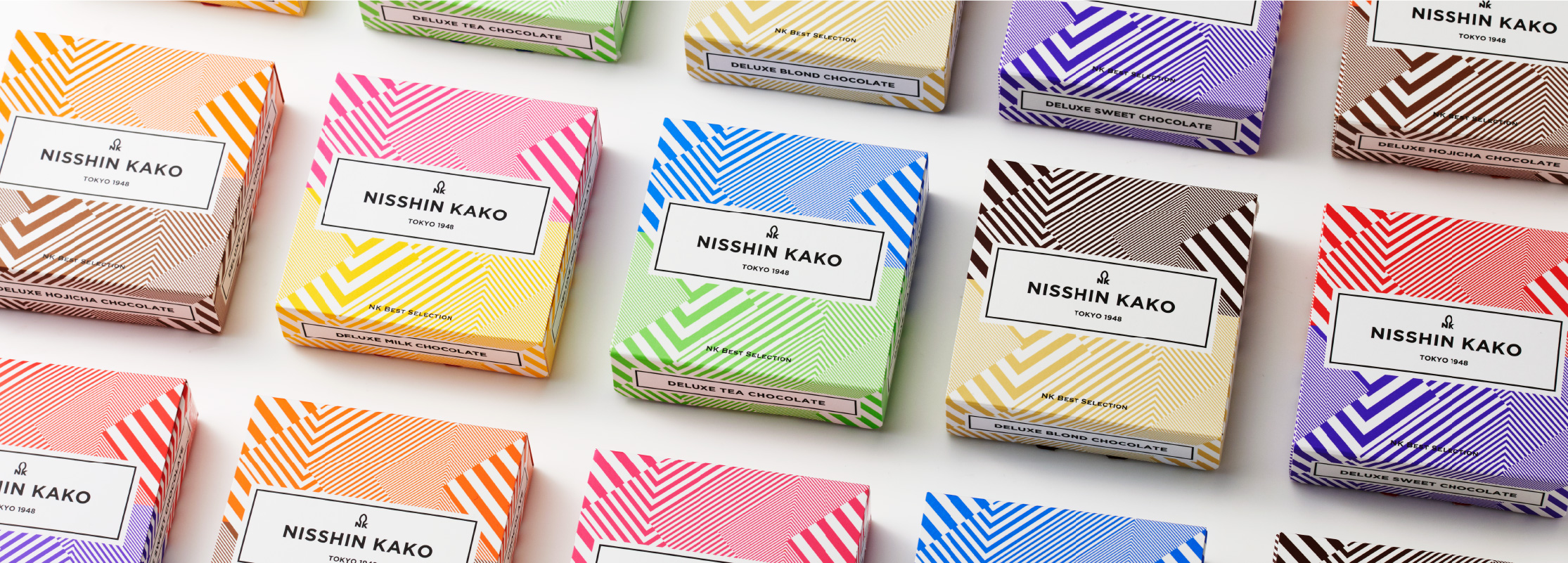 NK BEST SELECTION Colorful Box