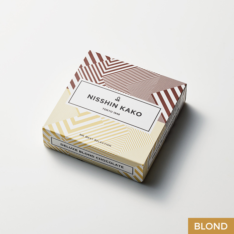 DELUXE BLOND CHOCOLATE