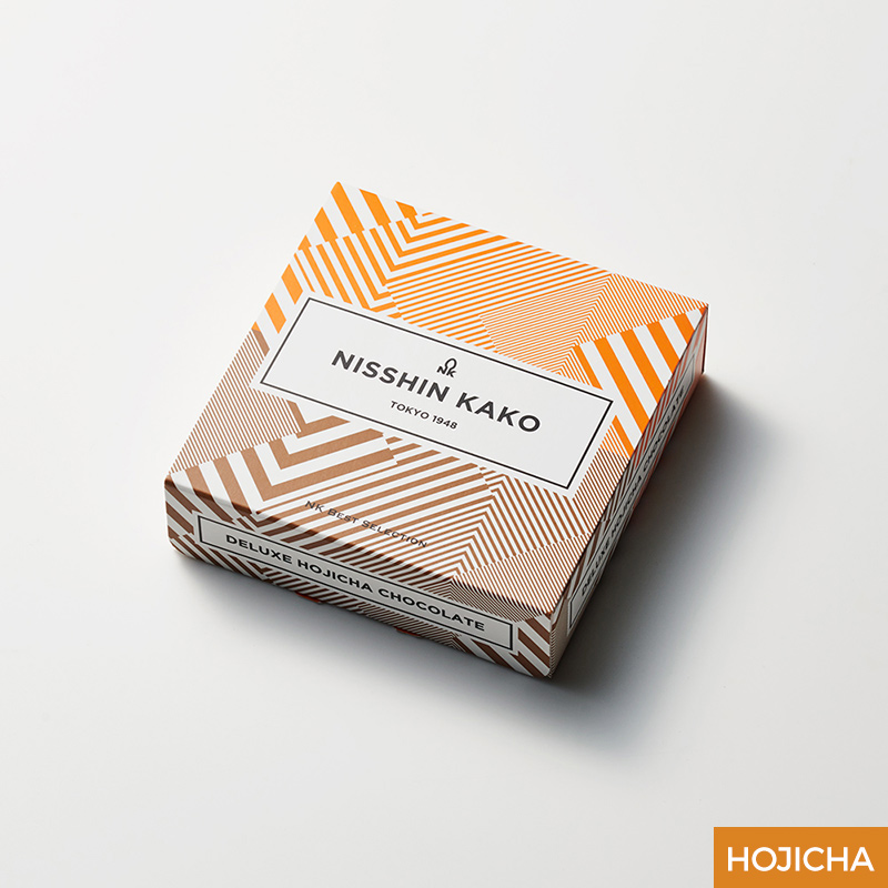 DELUXE HOJICHA CHOCOLATE