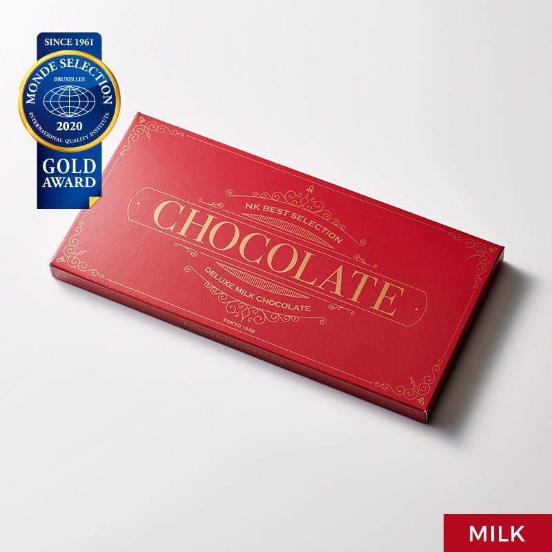 DELUXE MILK CHOCOLATE
