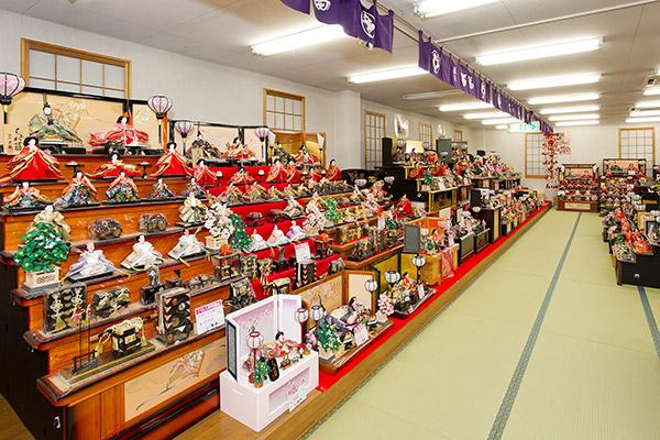 社会福祉法人 日本人形協会会員 節句人形優良店
