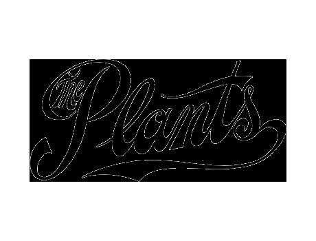 植物ブランド「Plants」ロゴ