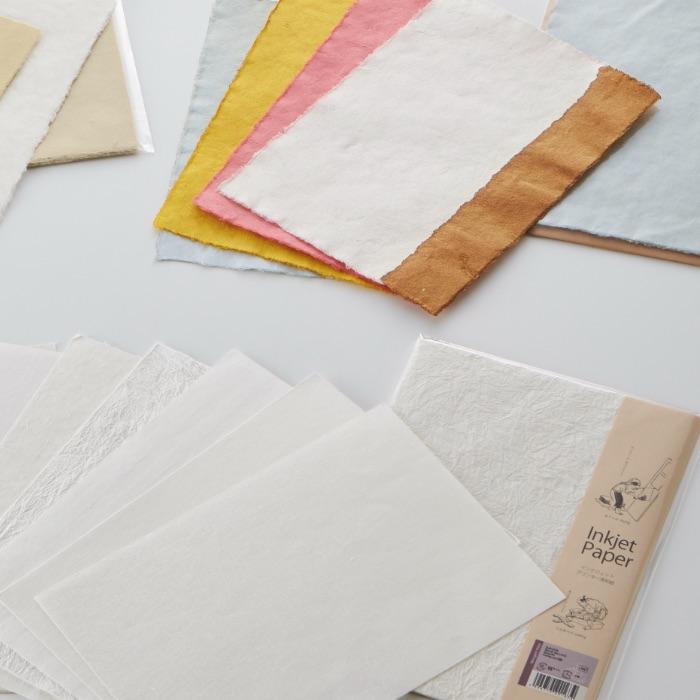 インクジェット用和紙